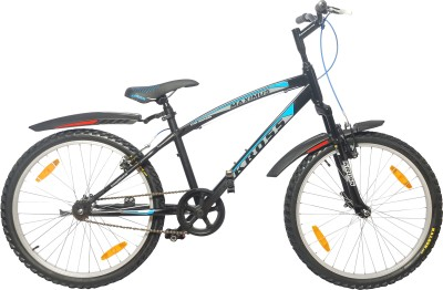 Kross Maximus 24 Inches Single Speed Black 402480 Mountain Cycle(Multicolor)
