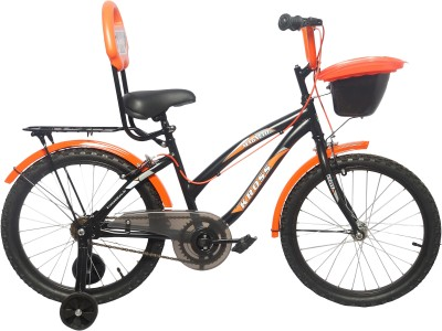 Kross Magneto 20 Inches Black & Orange 402536 Recreation Cycle(Black, Orange)