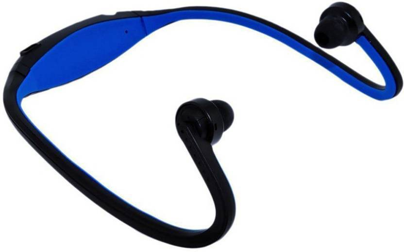 KLIKX BS19C-BT2 Wireless Bluetooth Headset With Mic(Multicolor)