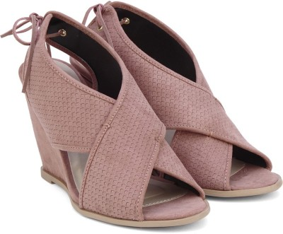QUPID Women MAPS Wedges at flipkart