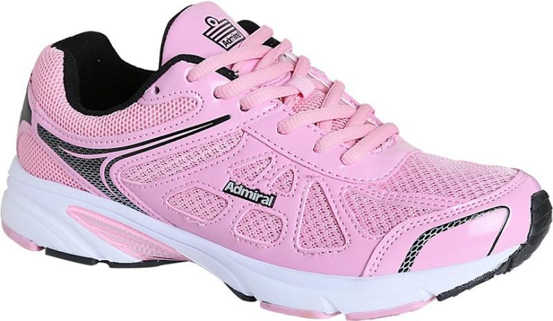 Admiral Momentum DP Running Shoes(Pink)