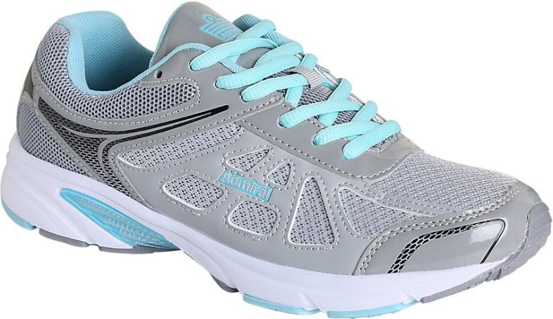 Admiral Momentum DP Running Shoes(Grey)