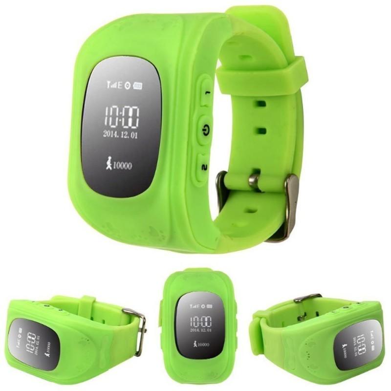 VibeX ® Safe GPS Wrist SOS Call Location Finder Locator...