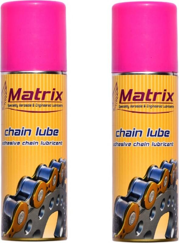 Matrix Adhesive Chain Lubricant 240ml Combo Chain Oil(240 ml)