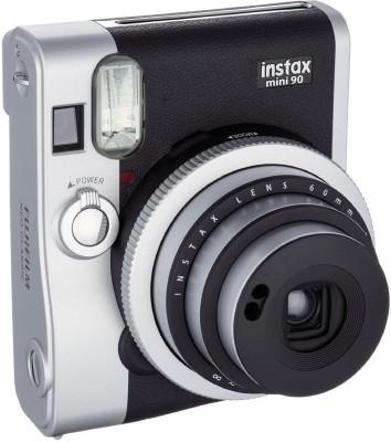 Fujifilm Instax Mini 90 Neo Classic Instax Instant Camera(Black)