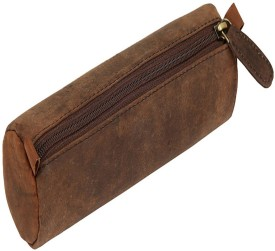 Wildmount wd-4532 Leather Pouch(Brown)