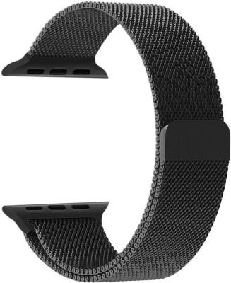 HIGAR LOOP-38mm-B Smart Watch Strap(Black)