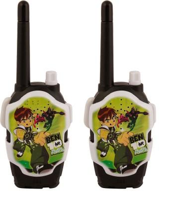 Shrih Kids Ben10 Walkie Talkie Sets SH-04405 Walkie Talkie(Black)