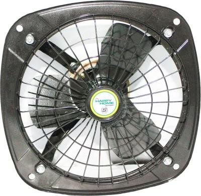Happy Home Fresh Air 3 Blade Exhaust Fan(Metallic Grey)