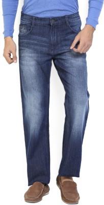John Players Regular Mens Blue Jeans