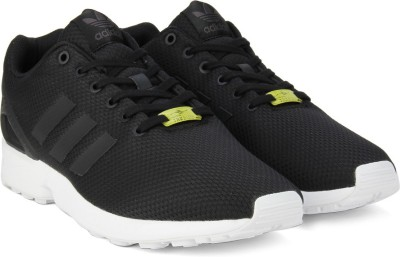 Adidas Originals ZX FLUX Sneakers(Black)