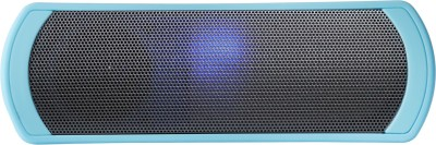 Yuvan IN BT503 FM USB/ SD Player With Mic Portable Bluetooth Mobile/Tablet Speaker(Blue, Stereo Channel)