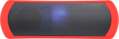 Yuvan IN BT503 FM USB/ SD Player With Mic Portable Bluetooth Mobile/Tablet Speaker(Red, Stereo Channel)