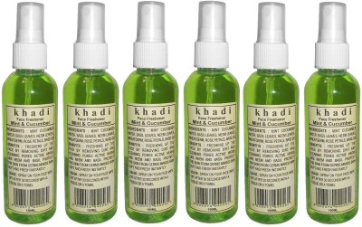 Khadi herbal Mint & Cucumber Face Freshener(600 ml)