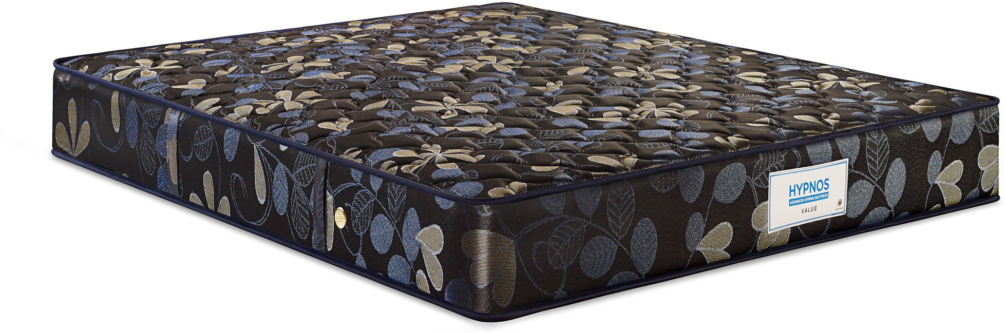 View Hypnos Bonnell Normal Top 6 inch Queen Spring Mattress(Bonnell Spring) Furniture (Hypnos)