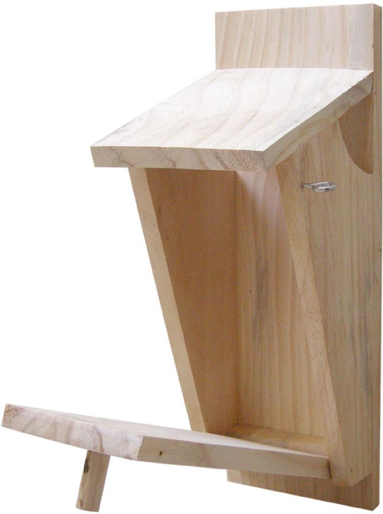 View Birdhousebuilder NB0019 Treecreeper Nest Box Bird House(Wall Mounting, Tree Mounting) Furniture (birdhousebuilder)