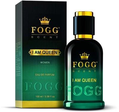 FOGG I AM QUEEN Eau de Parfum - 100 ml(For Women)