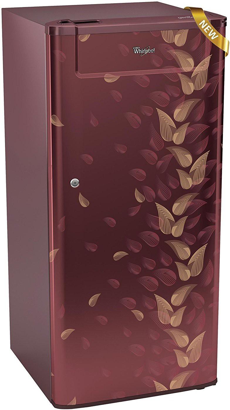 Whirlpool 190 L Direct Cool Single Door Refrigerator(205 GENIUS CLS 3S, Wine Fiesta, 2017)   Refrigerator  (Whirlpool)