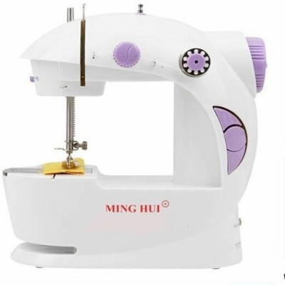 Benison India 4 in 1 Mini Electric Power mode Electric Sewing Machine( Built-in Stitches 45)