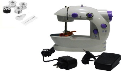 Benison India Portable & Compact 4 in 1 Electric Sewing Machine( Built-in Stitches 45)