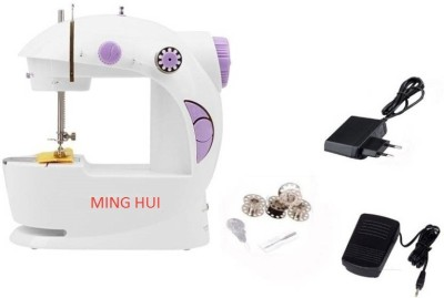 Benison India 4 In 1 Mini Electric Sewing Machine( Built-in Stitches 45)