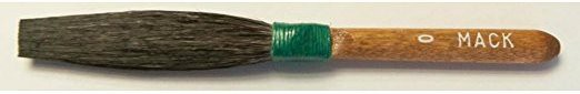 Mack Mach Brush 00 Broadliner Fill-in, Touch-up(Pack of 1)