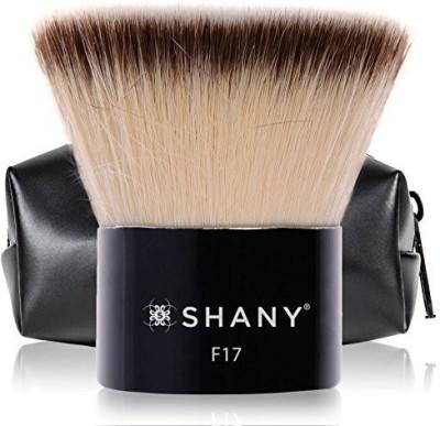 Shany Cosmetics Shany Deluxe Kabuki Blend And Contour Brush, Black(Pack of 1)