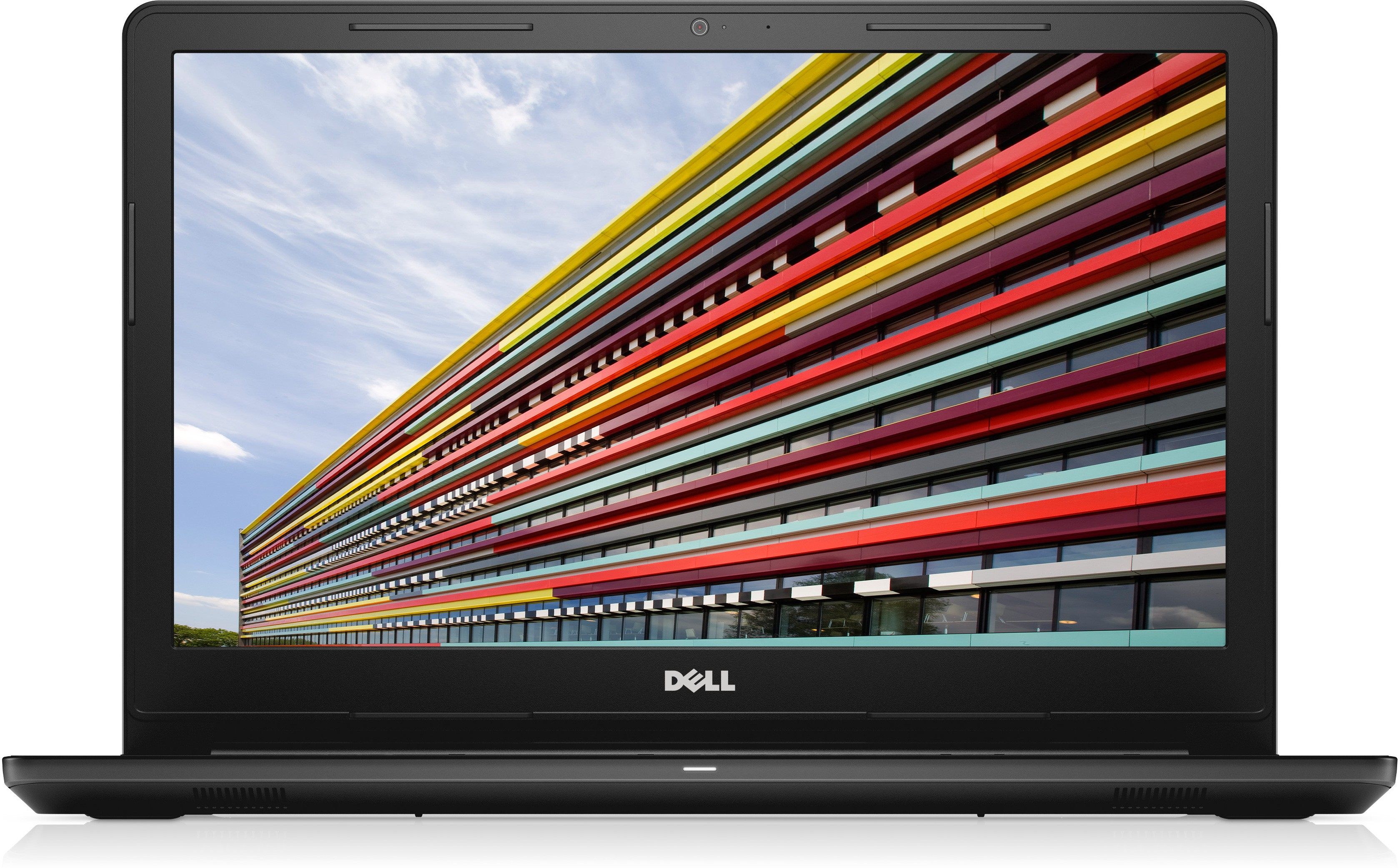 Dell Inspiron APU Dual Core A6 7th Gen - (4 GB/500 GB HDD/Linux) 3565 Notebook(15.6 inch, Black)   Laptop  (Dell)