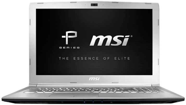 MSI P Core i7 7th Gen - (16 GB/1 TB HDD/DOS/4 GB Graphics) PE62 7RD Gaming Laptop(15.6 inch, SIlver, 2.2 kg) image