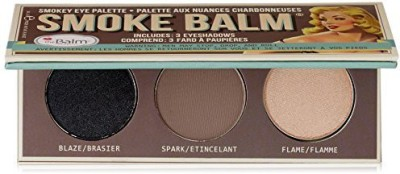 The Balm Smoke Balm Eyeshadow Palette, Volume 1 6 g(Multicolor)