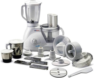 BAJAJ 410053 600 W Food Processor(Multicolor)