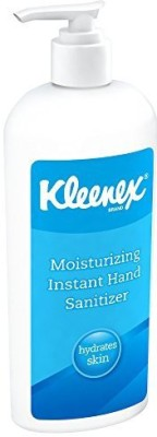 Kleenex Moisturizing Instant Hand Sanitizer (31294), No Rinse, 12 Bottles / Case(340.08 g) at flipkart