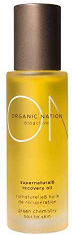 Organic Nation Supernatural8 Recovery Oil, Hydrating Face Serum With Camellia(30 ml)