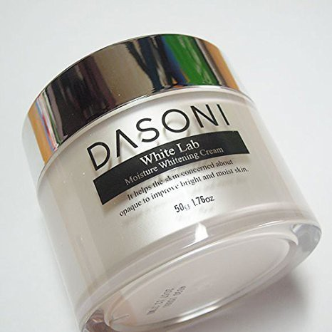 Dasoni White Lab Moisturizer Whitening Cream(50 g)