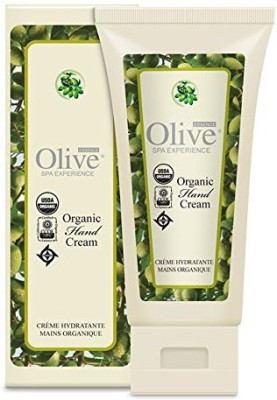 Organic Olive Essence Certified Hand Cream(170.04 g)