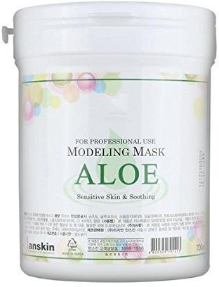 Anskin Modeling Mask Powder Pack Aloe For Soothing(700 ml)