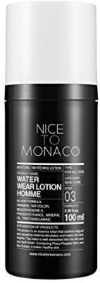 Reskin Cosmetics [nice To Monaco For Men] Water Wear Lotion(100 ml)