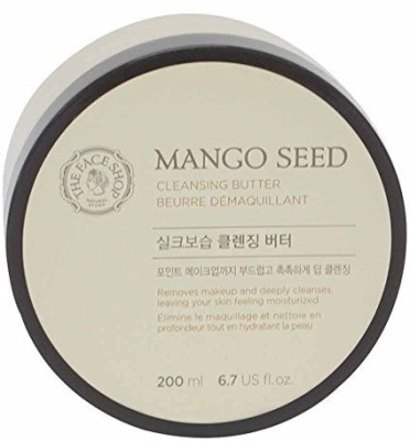 The Face Shop Mango Seed Silk Moisturizing Cleansing Butter(200 ml)