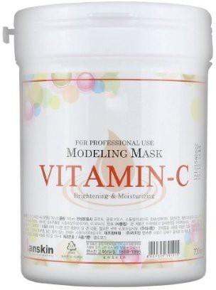 Anskin Anskin Vitamin Modeling Mask Powder Pack For Brightening & Moisturizing(700 ml)