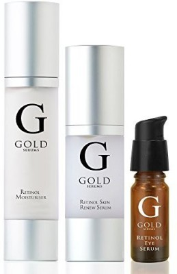 Gold Serums Retinol Trio Kit(40 g) at flipkart