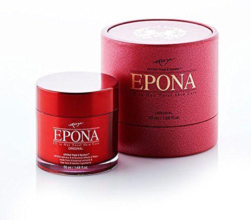 Epona 8 Effects All In One Night Cream Premium Mayu 1.68fl(50 ml)