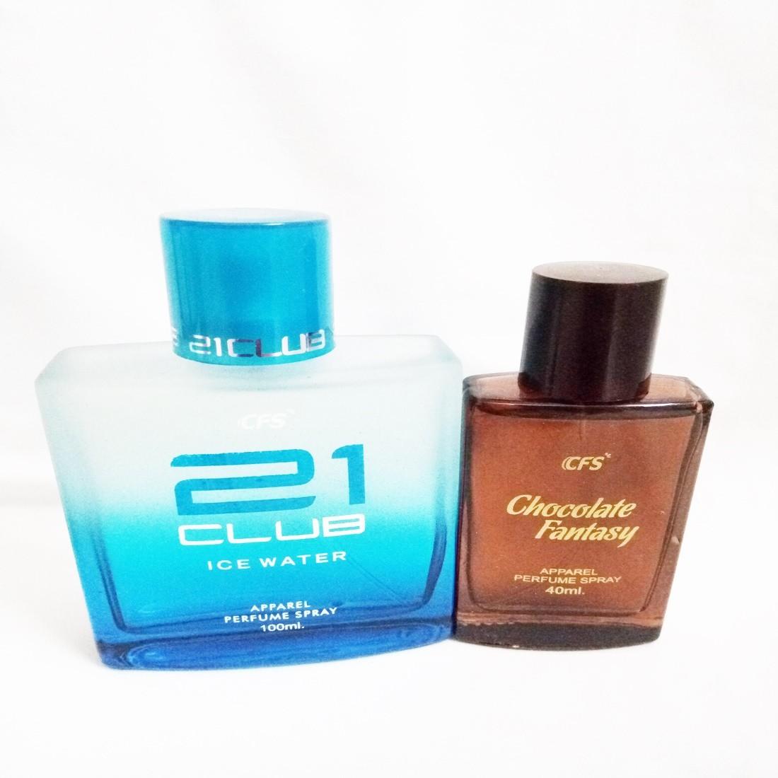 CFS Apparel Perfume Eau de Parfum  -  140 ml(For Men & Women)