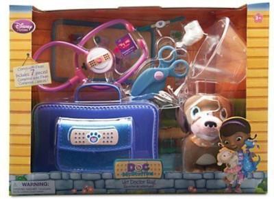 Disney Doc McStuffins Vet Doctor Bag with Fido