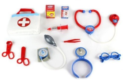 Toy Doctor Sets Lil Doctor Pretend Play Toy Medical Kit Play Set, Perfect for Role Playing, Comes w/ Everything Needed