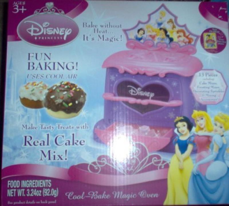 Funrise Princess Cool-Bake Magic Oven