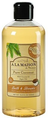 A La Maison Shower Gel - Pure Coconutoap(499.733 ml)
