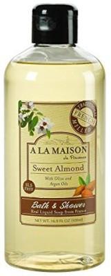 A La Maison Shower Gel - Sweet Almondweet Almondoap(499.733 ml)