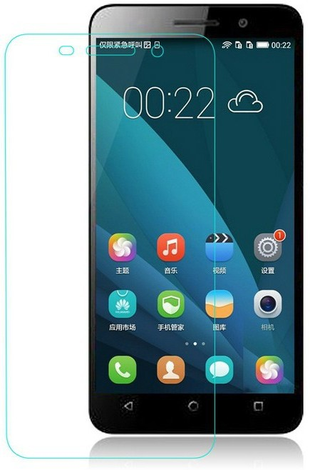 S-Model Tempered Glass Guard for Honor 4X
