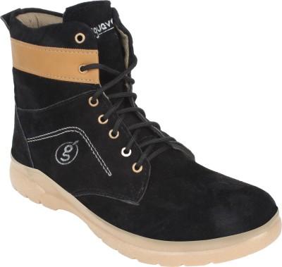 Guava Boots(Black)