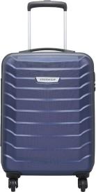 Aristocrat Juke Cabin Luggage - 55.5 inches(Blue)